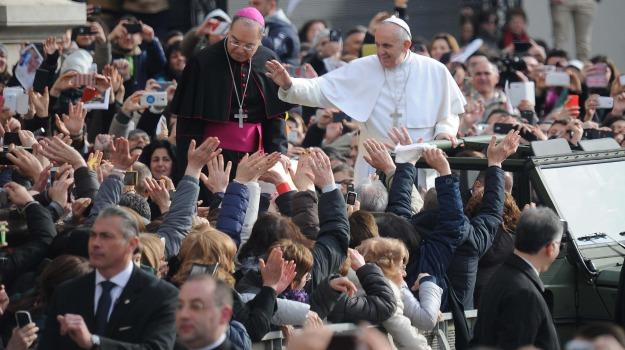 papa, pontefice, vaticano, Papa Francesco, Sicilia, Cronaca