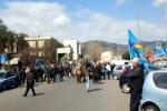 Ospedale Piemonte a rischio chiusura, protesta a Messina