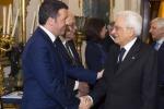 Successione Lupi, Renzi incontra Mattarella al Quirinale
