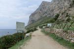 Palermo, due ragazzi ventenni soccorsi a Capo Gallo dopo essersi persi