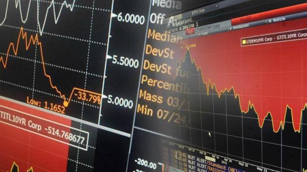 84 punti, economia, spread, Sicilia, Economia