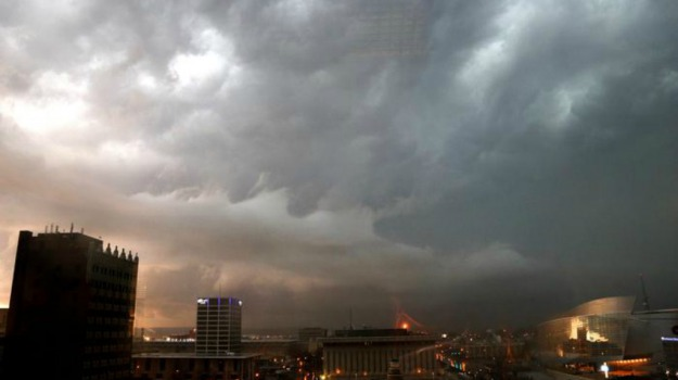 danni, pinnsylvania, tornado, USA, Sicilia, Mondo