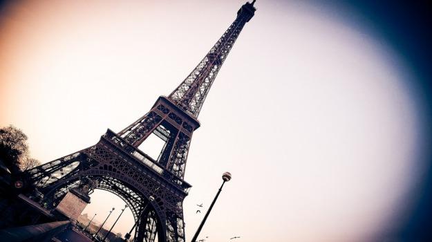 francia, parigi, tour eiffel, Sicilia, Mondo