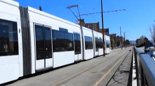 Palermo, tram, Palermo, Cronaca