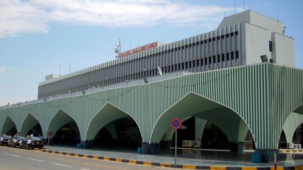 aereo, Aeroporto, libia, raid, Tripoli, Sicilia, Mondo