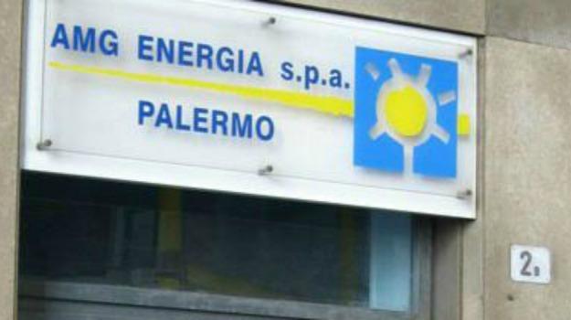 amg, impianti Amg, palo caduto Amg, palo caduto via XII gennaio, palo della luce, Palermo, Cronaca