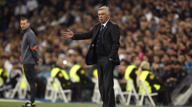 allenatore, panchina, SERIE A, Carlo Ancelotti, Sicilia, Sport