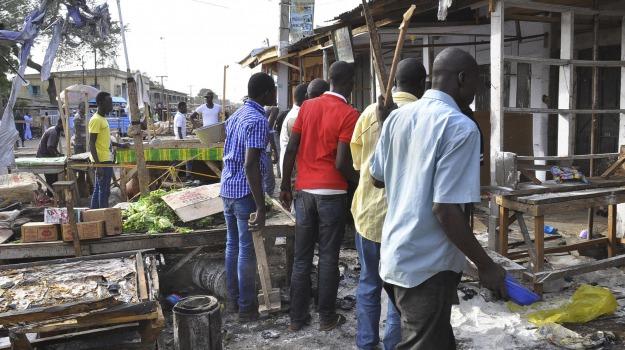 attentato nigeria, mercato di gombe, Sicilia, Mondo