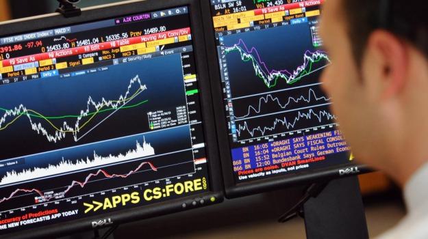 borsa, CINA, crollo titoli, Sicilia, Economia