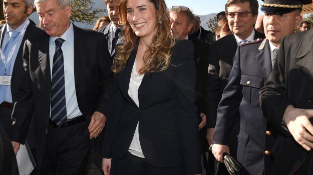 Cernobbio, confcommercio, fisco, ministro, riforme, Maria Elena Boschi, Sicilia, Politica