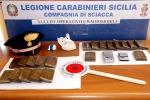Spaccio di droga, sei arresti tra Ribera e Palermo: nomi e foto