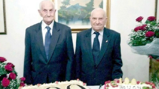 centenari, Sambuca, Agrigento, Cronaca