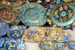 Santo Stefano mostra i suoi gioielli di ceramica