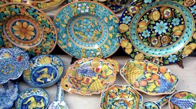 ceramica, santo stefano di camastra, Messina, Cultura