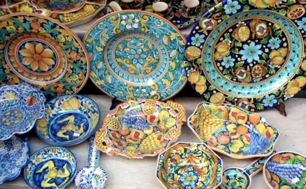 Ceramica di santo stefano di camastra circuito di eventi e promozione giornale di sicilia - Santo stefano di camastra piastrelle ...