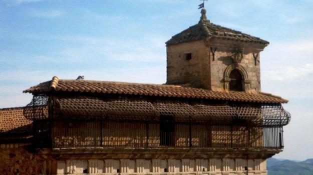 nicosia, torre campanaria, Enna, Cultura