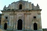 Scicli, «vandalizzata» la chiesa di San Matteo