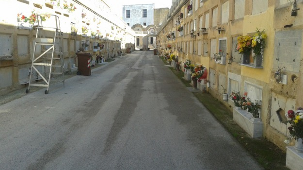 cimitero marsala, Trapani, Economia