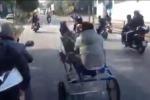 Corsa di cavalli in pieno giorno a Catania, il video finisce sul web