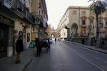 Assemblea contro la pedonalizzazione di Corso Vittorio Emanuele