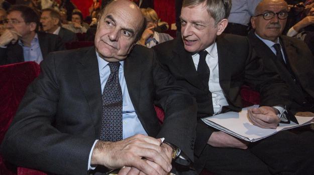 minoranza, pd, riforme, scissione, gianni cuperlo, Matteo Renzi, Pierluigi Bersani, Sicilia, Politica