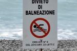 Inquinamento, ecco i tratti di mare off limits a Licata