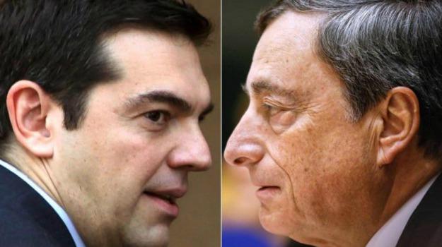 2010, Grecia, sotto ai 90, spread, Alexis Tsipras, Mario Draghi, Sicilia, Economia