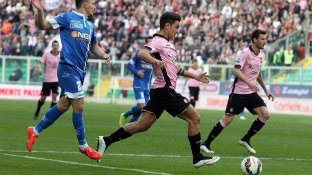 Calcio, empoli, Palermo, rosanero, Palermo, Qui Palermo