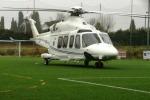 Cattive condizioni meteo, atterraggio d'emergenza ad Arezzo per l'elicottero con a bordo Renzi