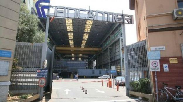 fincantieri, operai, sciopero, sottoscrizione contratto, Palermo, Cronaca