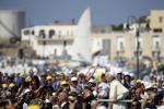 Lampedusa, il sindaco ringrazia Papa Francesco