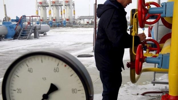 europa, fornitura, gas, intesa, Russia, Ucraina, Sicilia, Mondo