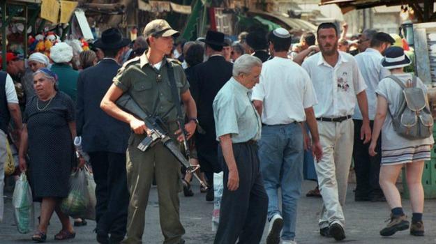 attacco terroristico, gerusalemme, Sicilia, Mondo