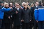 "Asse Merkel-Hollande: ""Quote obbligatorie per i migranti"""
