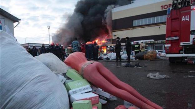 centro commerciale, incendio, morti, rogo, Sicilia, Mondo