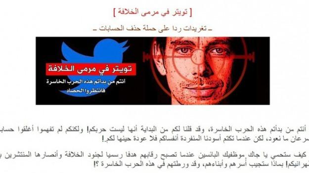 esercito islamico, Isis, terrorismo, twitter, Sicilia, Mondo