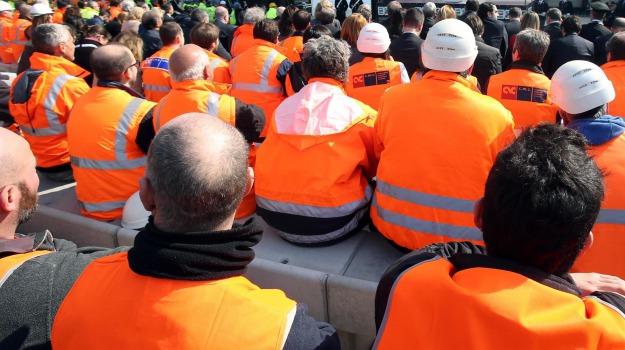 Ato, rifiuti, sindacati, Agrigento, Economia