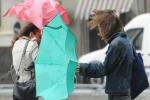 Allerta meteo della Protezione civile, in arrivo temporali e forti venti in Sicilia