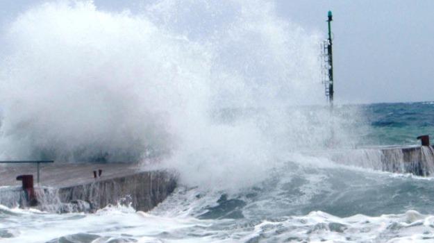 maltempo in sicilia, vento sicilia, Sicilia, Cronaca