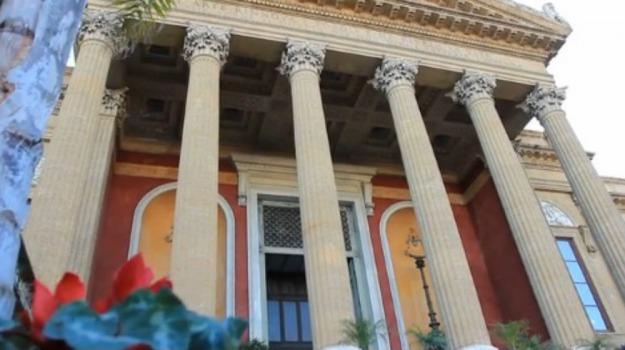 teatro massimo, visitatori, Palermo, Cultura