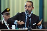 Condanna confermata, Ciancimino rischia tre anni di carcere