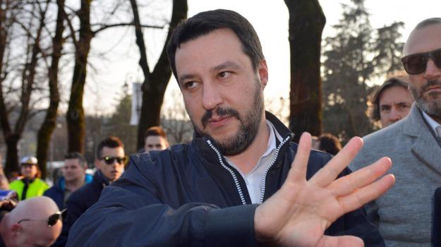 immigrazione, Lega Nord, vaticano, Matteo Salvini, Papa Francesco, Sicilia, La politica della Lega, Migranti e orrori