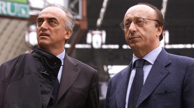 calciopoli, cassazione, processo, sentenza, Antonio Giraudo, Luciano Moggi, Sicilia, Sport