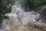 Frane nel Messinese, è allarme: Mongiuffi isolato da Melia
