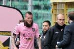 Palermo, riuscito l'intervento a Morganella: subito la riabilitazione