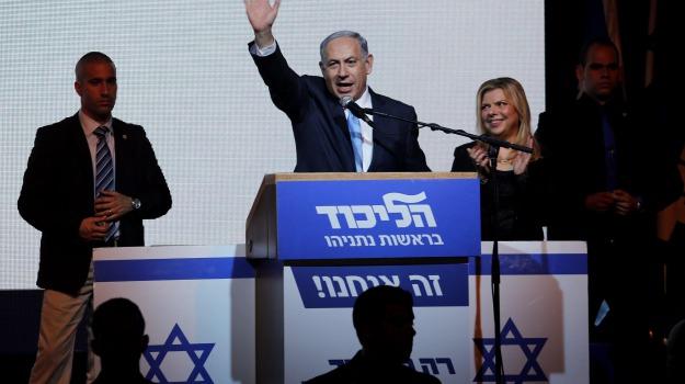 elezioni, Isarele, Lista Araba Unita, seggi, Tel Aviv, Sicilia, Mondo