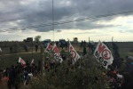 Processo a un attivista No Muos, protesta a Gela
