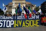 Noi con Salvini, domenica di volantinaggio a Palermo