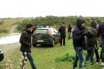 Uomo trovato carbonizzato a Paternò, il luogo del ritrovamento - Video