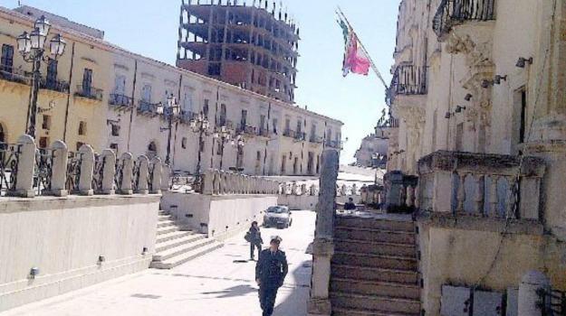 palazzo lombardo santa margherita belice, Agrigento, Economia